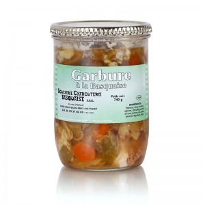 Garbure basque Verrine de 740 g